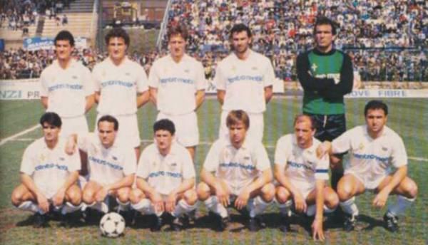 AC Prato anni 80